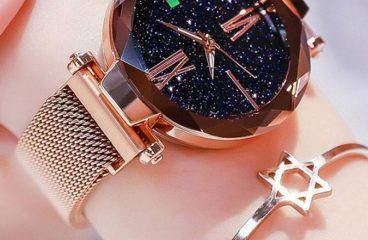 지엠 여성 MAGNETIC BRACELET WATCH