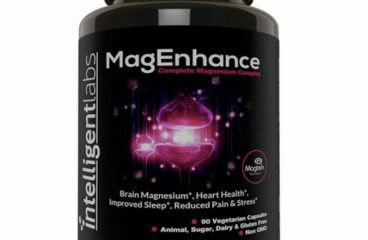 MagEnhance (미국직배) 트레온산 마그네슘 90정 Best Magnesium Supplement Magnesium-L-Threonate Complex with Glycinate and Taurate